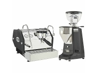 Appliances Online La Marzocco GS3 AV Home Package Black H-MPACKGS3AVB