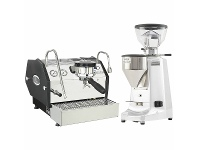 Appliances Online La Marzocco GS3 AV Home Package White H-MPACKGS3AVW