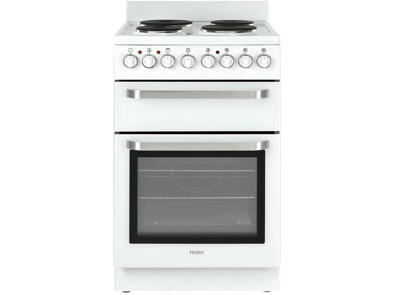 Haier HOR54B5MCW1 54cm Freestanding Electric Oven/Stove