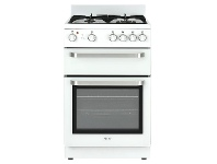 Appliances Online Haier HOR54B5MGW1 54cm Freestanding Natural Gas Oven/Stove