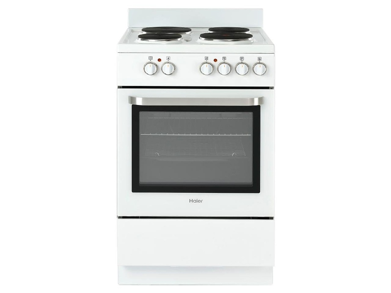 Haier HOR54S5CW1 54cm Freestanding Electric Oven/Stove