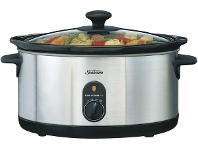 Appliances Online Sunbeam HP5520 SecretChef 5.5L Slow Cooker