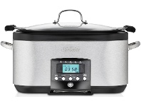 Appliances Online Sunbeam HP8555 SecretChef Electronic 5.5L Sear and Slow Cooker
