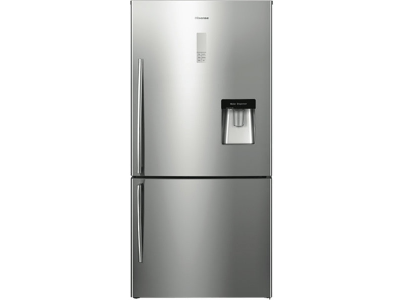 Hisense 514L Bottom Mount Fridge HR6BMFF514SW