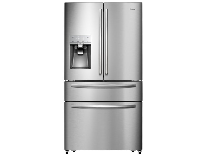Hisense 701L French Door Fridge HR6FDFF701SW