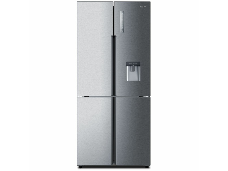 Haier 565L French Door Fridge with Water Dispenser Silver HRF565YHS
