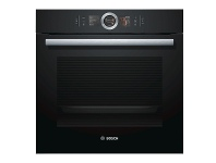 Appliances Online Bosch HRG6769B2A 60cm Serie 8 Pyrolytic Electric Built-In Oven with Added Steam
