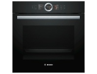 Appliances Online Bosch Serie 8 Built-in Oven with Steam Function HSG656XB6A