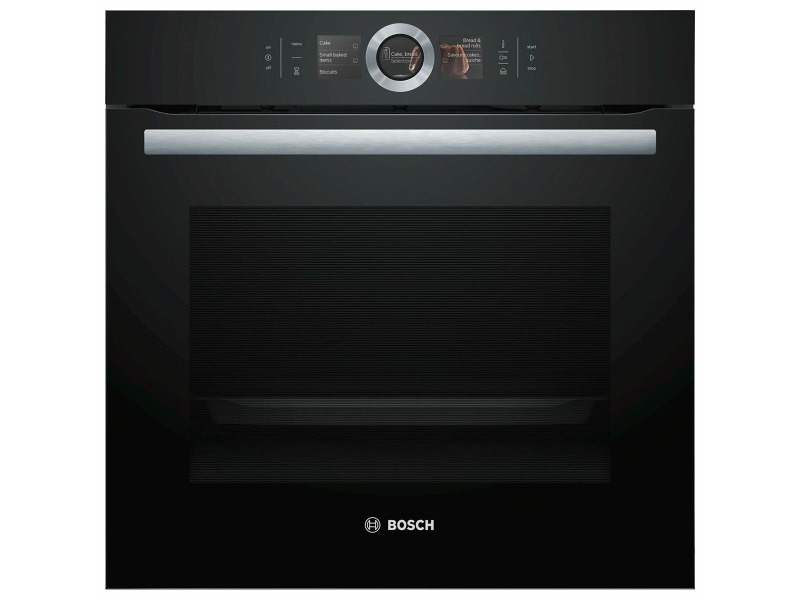 Bosch Serie 8 Built-in Oven with Steam Function HSG656XB6A