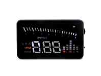 Appliances Online Scosche HUD2 HeadsUp OBDII Add On Heads Up LED Display
