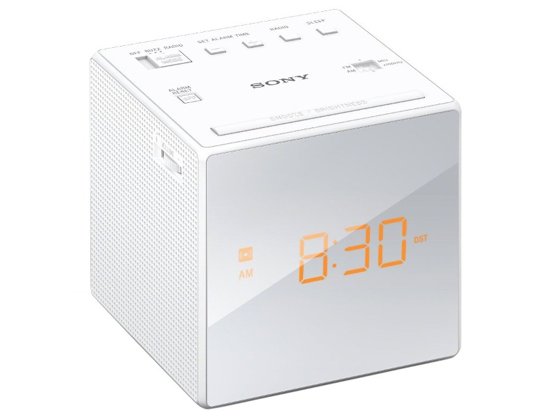 Sony ICF-C1W Clock Radio