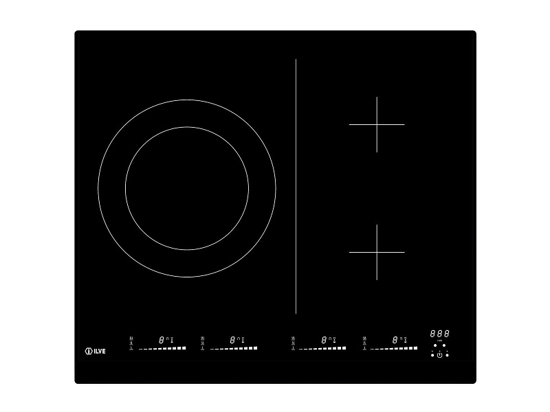ILVE ILD703G5 70cm Induction Cooktop