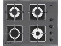 Appliances Online ILVE ILGV604 60cm Grigio Lusso Natural Gas Cooktop