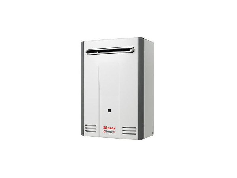 Rinnai LP Gas Continuous Flow Hot Water System INF12L50MA