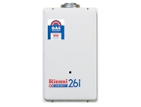 Appliances Online Rinnai N/G 26 Ltr Continuous Flow 50°C Hot Water System INF26IN50M (Internal)