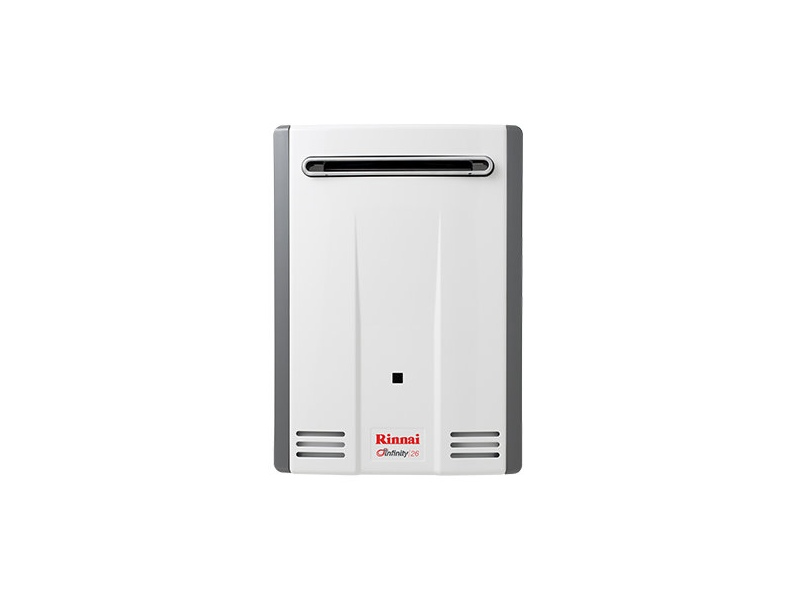 Rinnai N/G 26 Ltr Continuous Flow 50°C Hot Water System INF26N50MA