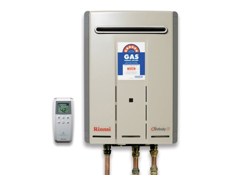 Rinnai INF26TL50M LPG Continuous Flow Hot Water System