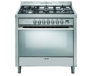 Glem IT965PROEI2 Freestanding Dual Fuel Oven/Stove