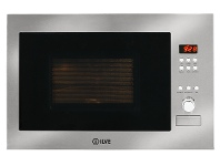 Appliances Online ILVE IV600FBI 31L Built-In Microwave Oven 900W