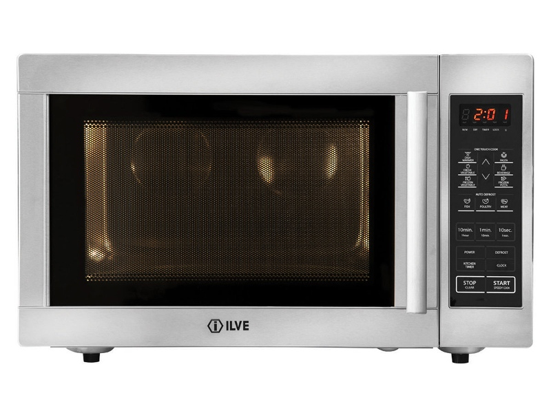 ILVE IVFSM643X 34L Microwave Oven 1000W