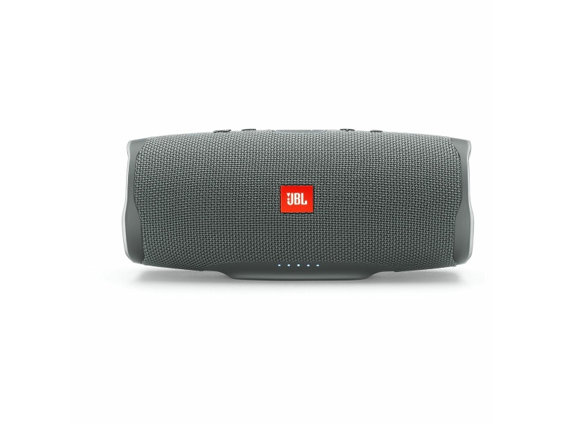 JBL Charge 4 Portable Bluetooth Speaker Grey JBLCHARGE4GRY