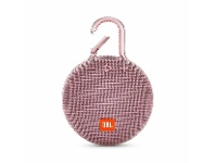 Appliances Online JBL Clip 3 Portable Bluetooth Speaker Pink JBLCLIP3PINK