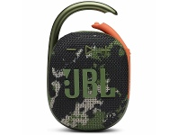 Appliances Online JBL CLIP 4 with Carabiner - Squad JBLCLIP4SQUAD