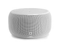 Appliances Online JBL JBLLINK300WHTAU Link 300 Wireless Smart Speaker with Google Assistant White