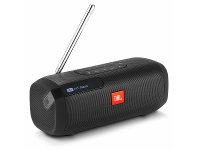 JBL Tuner Portable Bluetooth Speaker With FM Radio Black JBLTUNERBLKAU