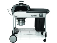 Appliances Online Weber K15401024 Performer Premium Kettle Charcoal Fuel BBQ with GBS Grill