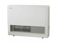 Appliances Online Rinnai EnergySaver Flued Natural Gas Fan Heater with Direct Flue Kit K559FTSN
