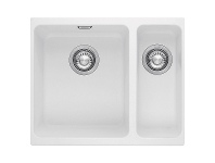 Appliances Online Franke KBG160-BPW Kubus 1 and 1/4 Bowl Undermount Sink