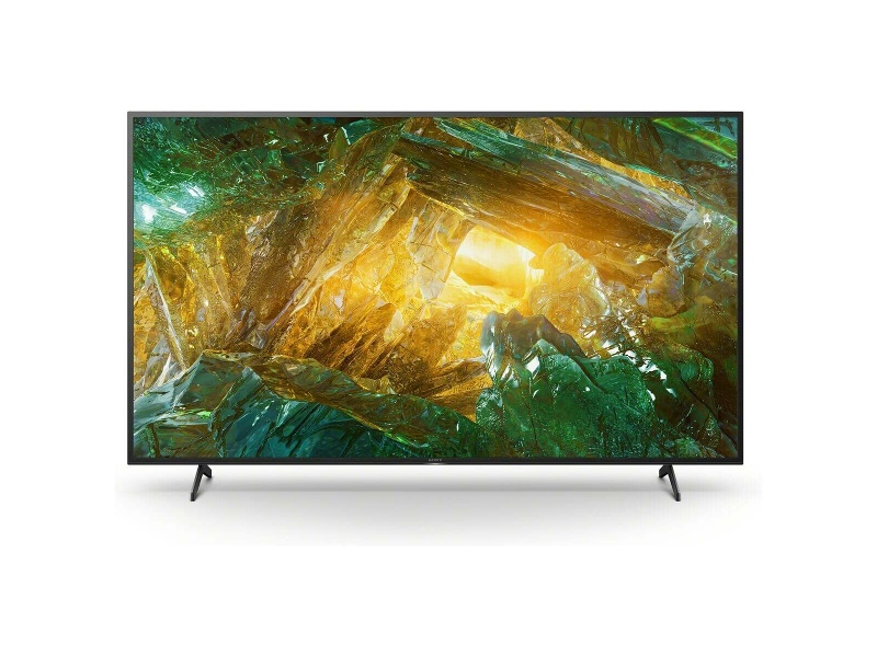 Sony 75 Inch X8000H 4K UHD HDR Smart Android LED TV KD75X8000H
