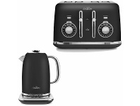 Appliances Online Sunbeam Alinea Series Kettle and 4 Slice Toaster KE2800KTA2840K