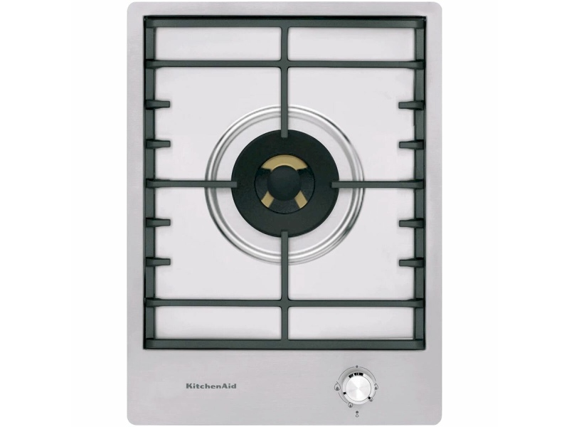 KitchenAid 38cm Domino Gas Wok Cooktop KHDP1 38510