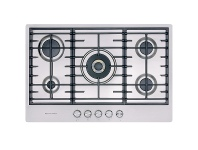 Appliances Online KitchenAid 77cm 5 Burner Gas Cooktop KHSP5 77510
