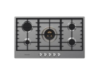 Appliances Online KitchenAid 86cm 5 Burner Gas Cooktop KHSP5 86510