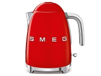 Appliances Online Smeg KLF03RDAU 50s Retro Style Aesthetic Electric Kettle Red