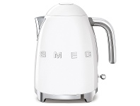 Appliances Online Smeg KLF03WHAU 50s Retro Style Aesthetic Electric Kettle White