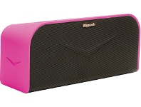 Appliances Online Klipsch KMC1PINK Portable Speaker with Bluetooth and NFC