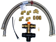 Appliances Online Kelvinator KSEHPKA Hot Water Heatpump Connection Set
