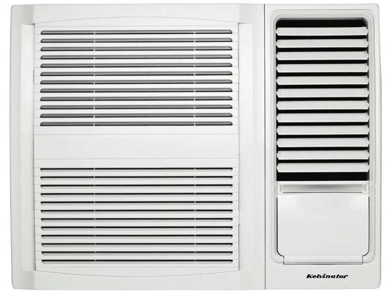 Kelvinator 1.6kW Cooling Only Window Box Air Conditioner KWH15CME