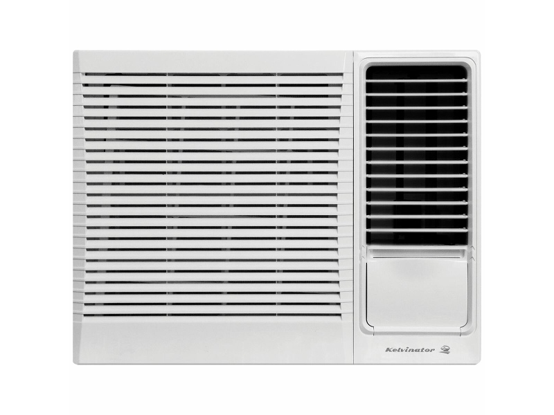 Kelvinator 1.6kW Window-Wall Cooling Only Air Conditioner KWH16CMF