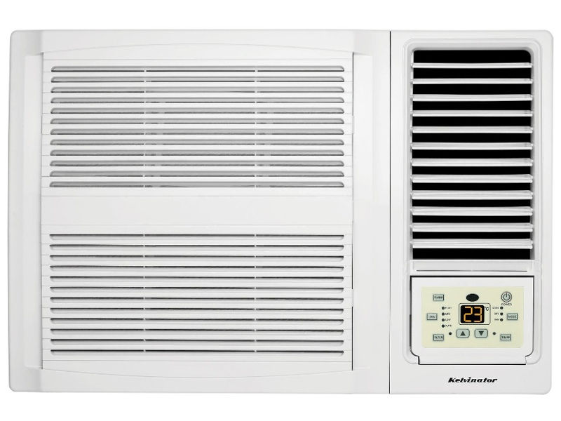 Kelvinator 2.7kW Cooling Only Window Box Air Conditioner KWH26CRE