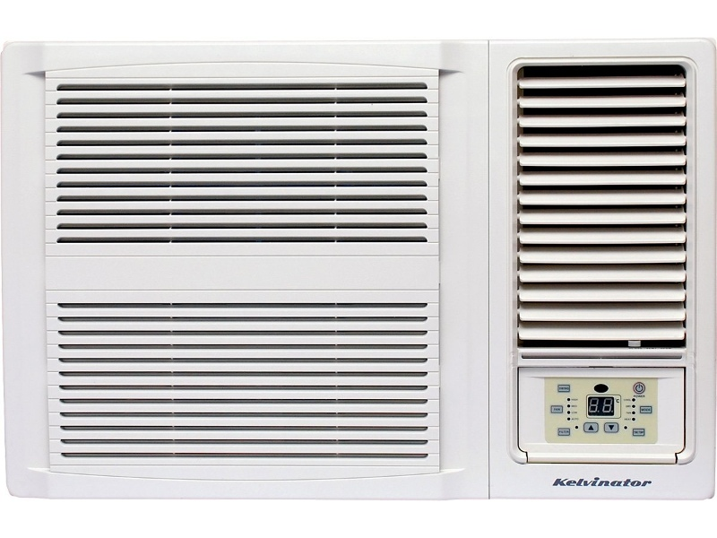 Kelvinator KWH39HRE 3.9kW Window Box Reverse Cycle Air Conditioner