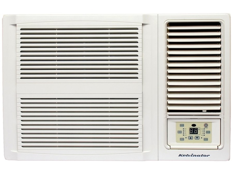 Kelvinator KWH53HRE 5.3kW Window Box Reverse Cycle Air Conditioner