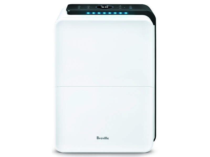 Breville LAD500WHT the Smart Dry Ultimate Dehumidifier