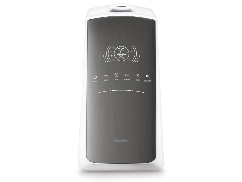 Breville LAH400WHT the Smart Mist Air Humidifier