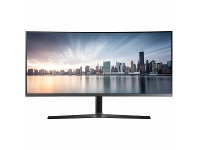 Appliances Online Samsung 34 Inch Curved LED Monitor LC34H892WGEXXY