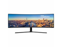 Samsung 49 Inch Curved Business Monitor Super Ultra-wide Screen LC49J890DKEXXY